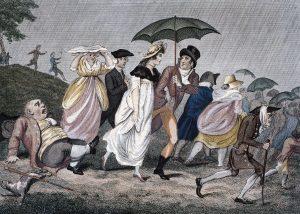 Parapluie histoire